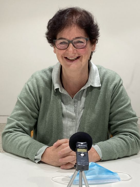 Brigitte Rubin © Kontaktstelle Frau und Beruf Heidenheim