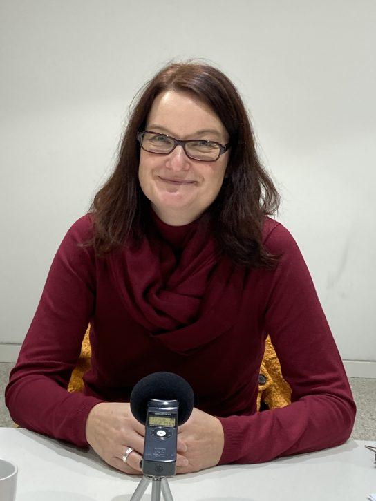Mareille Schöne © Kontaktstelle Frau und Beruf Heidenheim